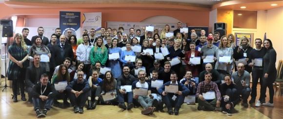 Вдъхновяващ втори модул на Спортна дипломатическа академия в Сараево