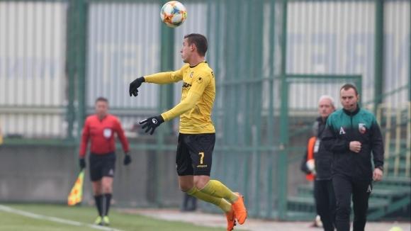 Трима основни футболисти на Ботев (Пд) пропускат мача с Витоша