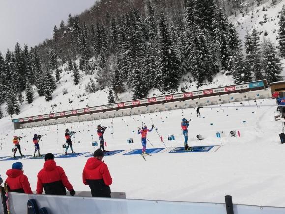 Норвегия изпревари Русия след щурм в края, България с последно място в женската щафета