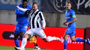 Антони Иванов поигра в края в дербито с Астра