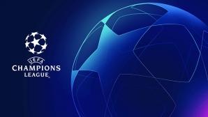 Шампионска лига на живо: нови 2 отбора се класираха, играят се още 6 дуела