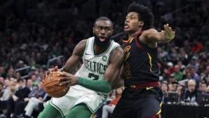 Бостън продължава поредната си серия като домакин