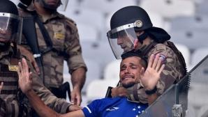 Трима арестувани след безредиците заради изпадането на Крузейро