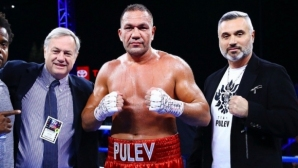Договорът за мача Антъни Джошуа - Кубрат Пулев пристига утре в България (видео)
