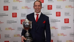 Ръгбист стана спортист номер 1 на Уелс