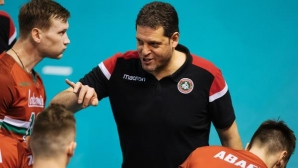 Пламен Константинов: Целим се във финал на Купата на CEV