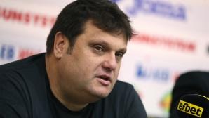 Мартин Стоев: Искам волейболните хора да сме обединени