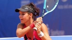 Стаматова надигра рускиня в Ираклион