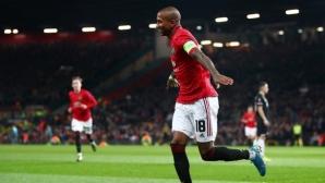 Манчестър Юнайтед 4:0 АЗ Алкмаар, четири гола за 11 минути - гледайте тук!