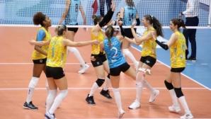 Гергана Димитрова и Нася Димитрова на 1/4-финал за Купата на Турция
