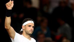 Григор е най-младият капитан на ATP Cup