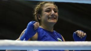 Златислава Чуканова се класира за финала на Балканиадата по бокс