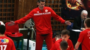 Сашо Попов: Труден мач за нас