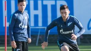 Клубът на Бекъм предложи € 27 млн. за двама от Зенит