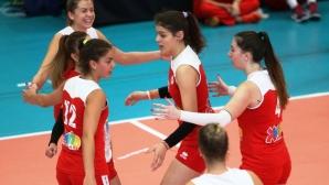 ЦСКА завърши с три победи в допълнителния турнир