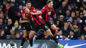 Отборът в най-слаба форма удари Челси в Лондон (видео)
