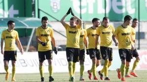 Витоша 0:0 Ботев (Пловдив)