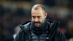 Арсенал поискал разрешение да преговаря с Нуно Еспирито Санто