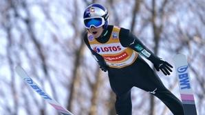 Кобаяши с първа победа за сезона, Зографски остана 44-ти
