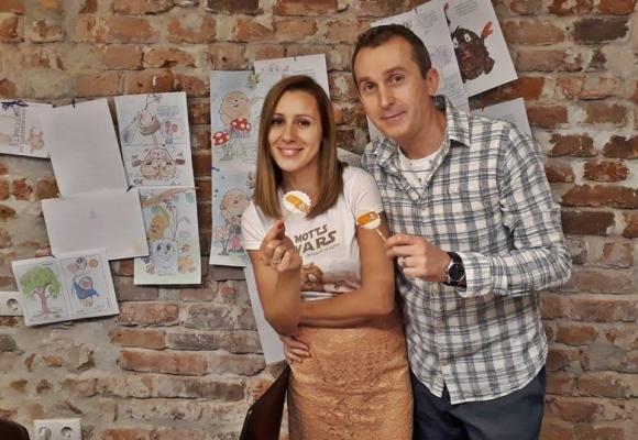 Ливърпул намери място в български роман за деца
