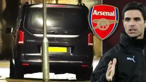Шеф на Арсенал преговаря с Артета през нощта