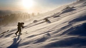 Ски филм с екологичен нюанс
