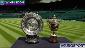 """Eurosport ще продължи да излъчва """"Уимбълдън"""" поне до 2023 година"""