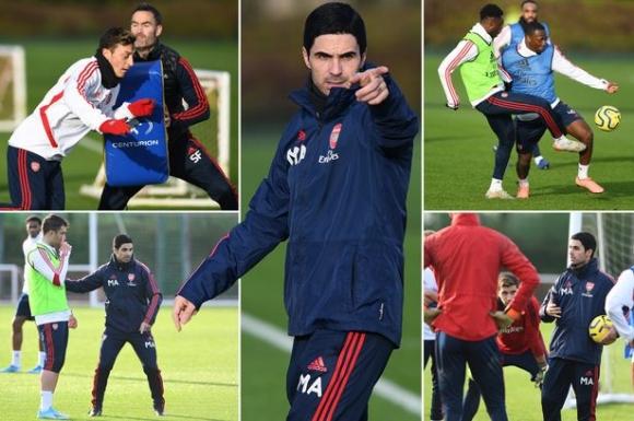 Петте първи новости в Арсенал на Артета