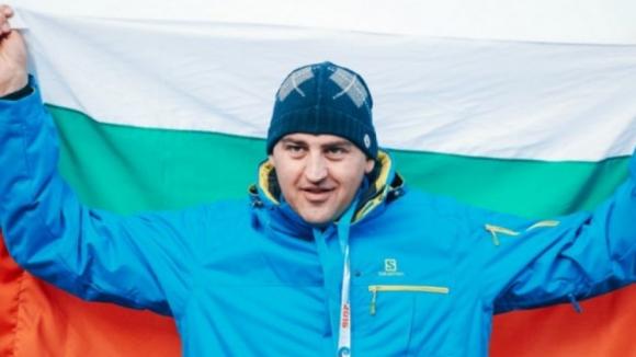 Петър Стойчев покорява нови върхове