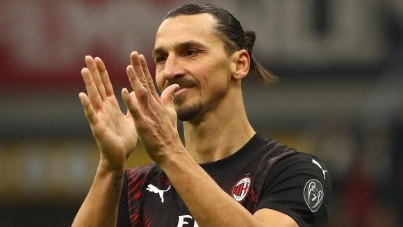 Ибра се завърна, Милан - не