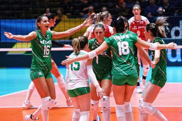 България излиза за първа победа в Апелдоорн срещу домакините от Нидерландия
