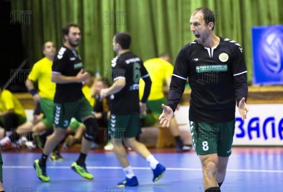 Чардафон ще бъде домакин на финалната четворка в турнира за Купата на България по хандбал