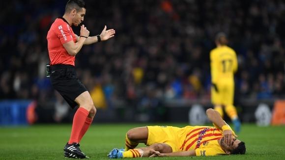 Официално: Луис Суарес ще се подложи на операция