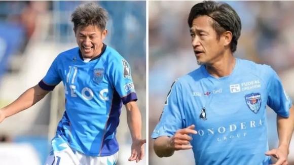 52-годишен футболист подписа професионален договор с елитен тим в Япония