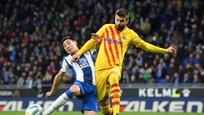 Лигата в Испания се зае с поредните обиди срещу Пике