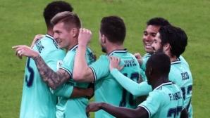 Реал Мадрид е на финал, красиви голове съкрушиха Валенсия (видео + галерия)