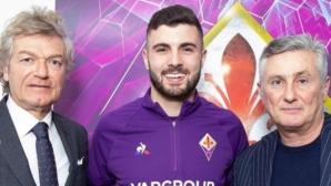 Патрик Кутроне се завърна в Серия А
