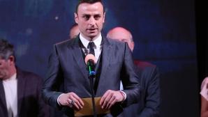 Емил Данчев разкри иска ли Бербатов да става президент на БФС (видео)