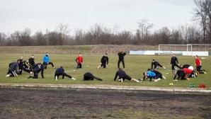 Борислав (Първомай) стартира подготовка с петима нови