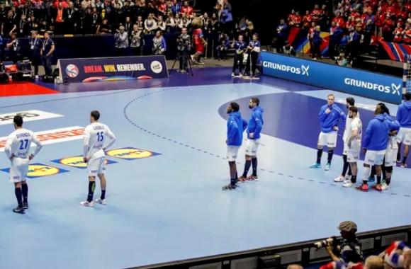 Шесткратният световен шампион Франция отпадна още в груповата фаза на Евро 2020 по хандбал