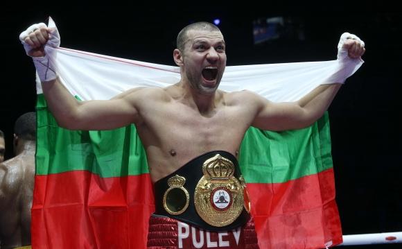 Тервел Пулев проби в топ 10 на WBA