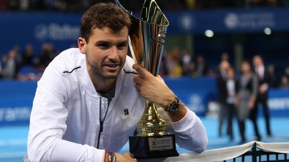 Григор Димитров се завръща на турнира в София