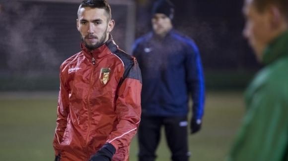 Пепи Казаков започна подготовка с Янтра, Владислав Мисяк също тренира с тима