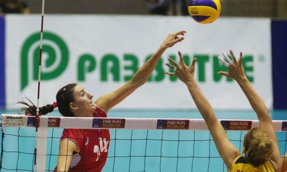 Емилия Димитрова се завърна в игра като състезател на Марица