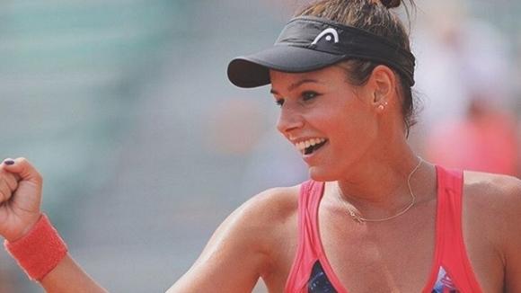 Стаматова се класира за четвъртфиналите в Египет