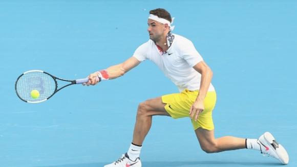 Ясен е часът на първия мач на Григор Димитров на Australian Open