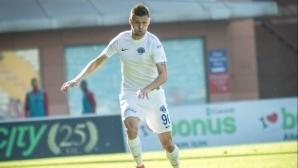 Страхил Попов е №1 в Турция по един показател