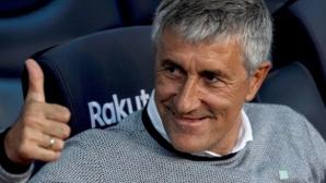 Официално: Барселона уволни Валверде, новият треньор е Кике Сетиен