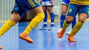 Двама шведски национали по футзал бяха арестувани заради уреждане на мачове