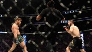 Уайт: Конър е много фокусиран върху реванш с Хабиб